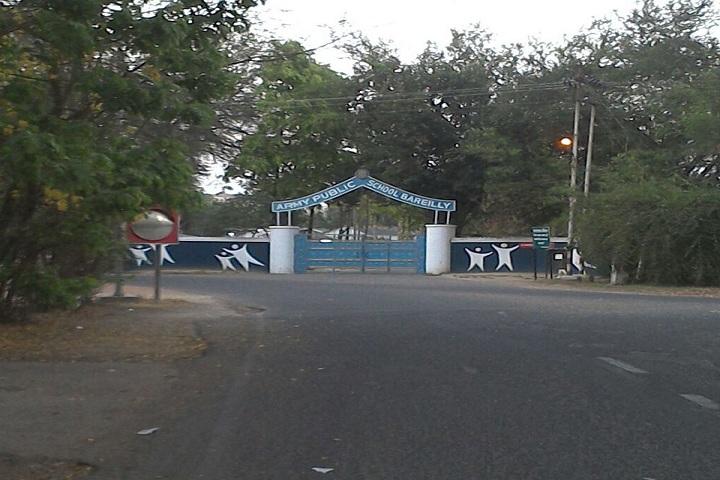 Army Public School-Entrance