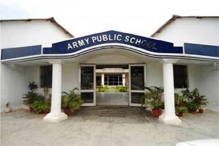 Army Public School-Campusview