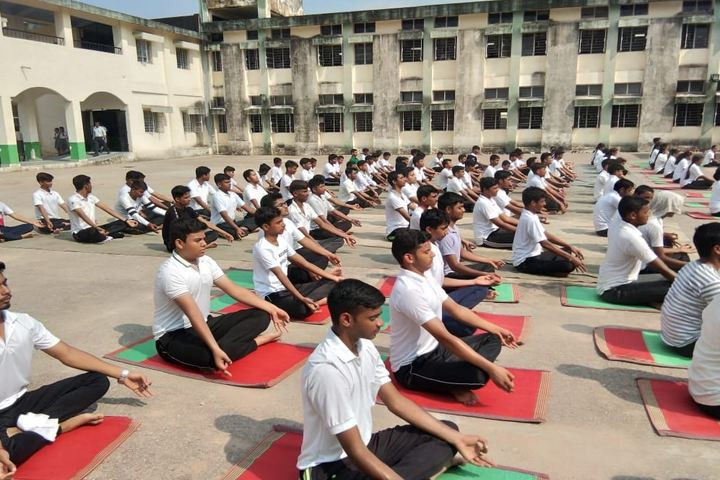 Army Public School-Yoga