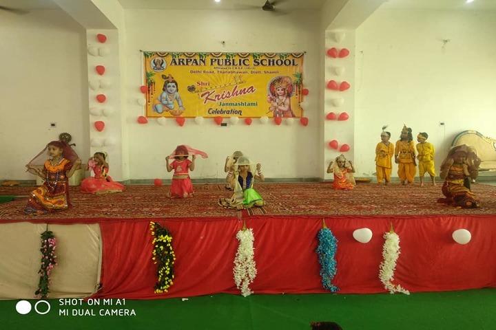 Arpan Public School-Dance