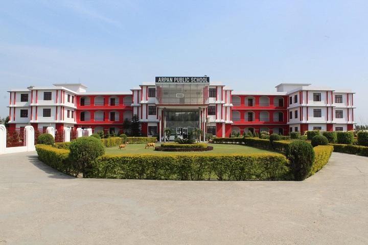 Arpan Public School-Campusview