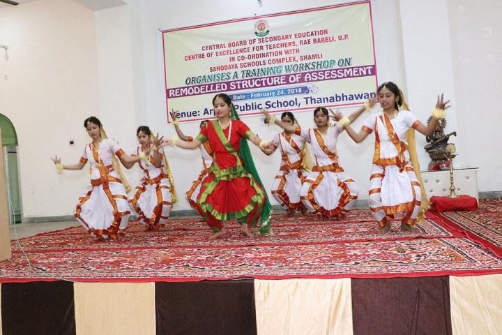 Arpan Public School-Events