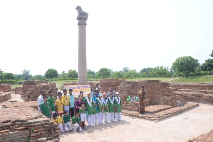 Sadhana Devi Vidyapith-Field Trip