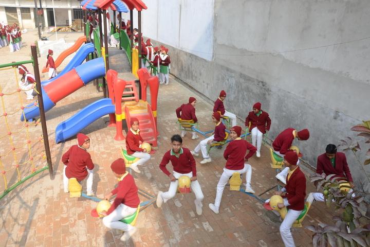 Sadhana Devi Vidyapith-Games