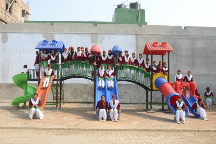Sadhana Devi Vidyapith-Play Area
