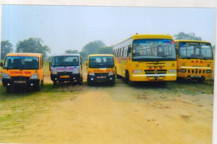 Arsh Public School-Transport