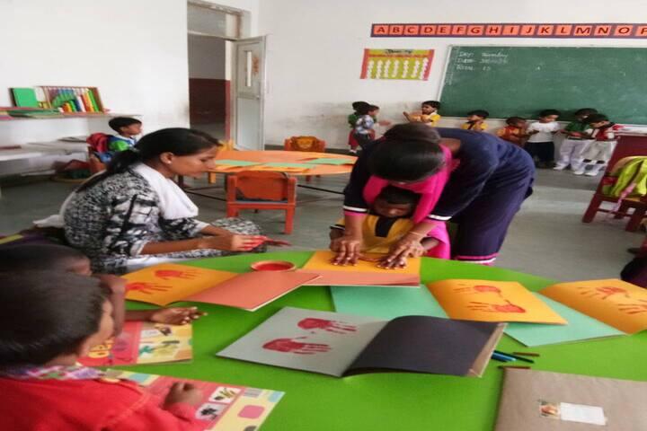Arunodaya Public School-Art And Craft