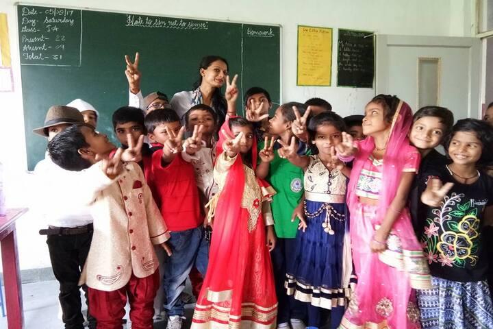 Arunodaya Public School-Childrens Day