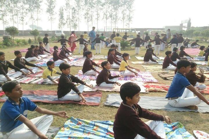 Arunodaya Public School-Yoga