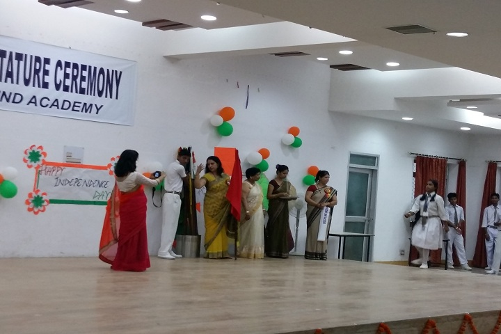 Arvind Academy-Independence Day Event