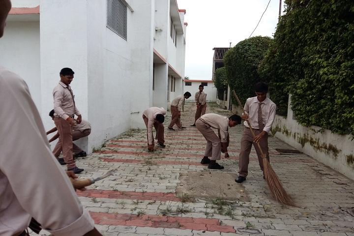 Arvind Academy-Swach Bharat