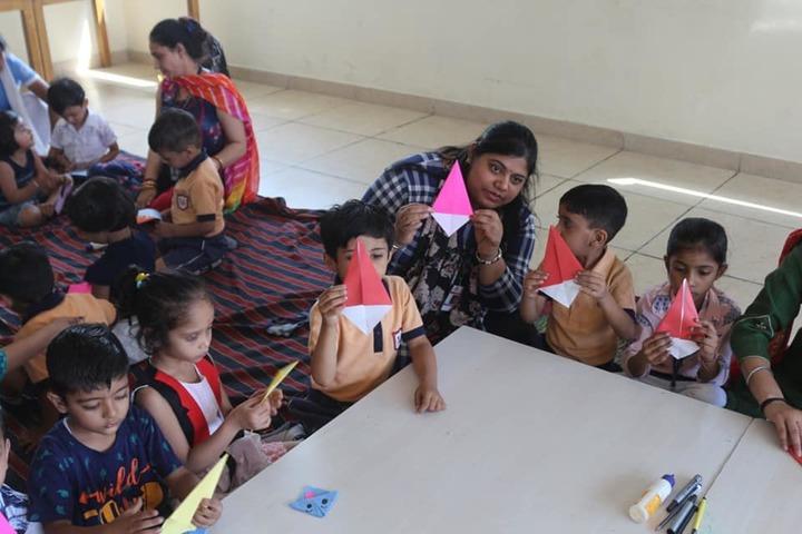 Arwachin International School-Activity1