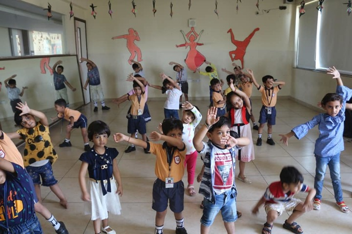 Arwachin International School-Dance Room