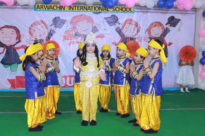 Arwachin International School-Events1