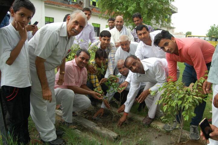 Arya Bandhu Public School-Environment Day