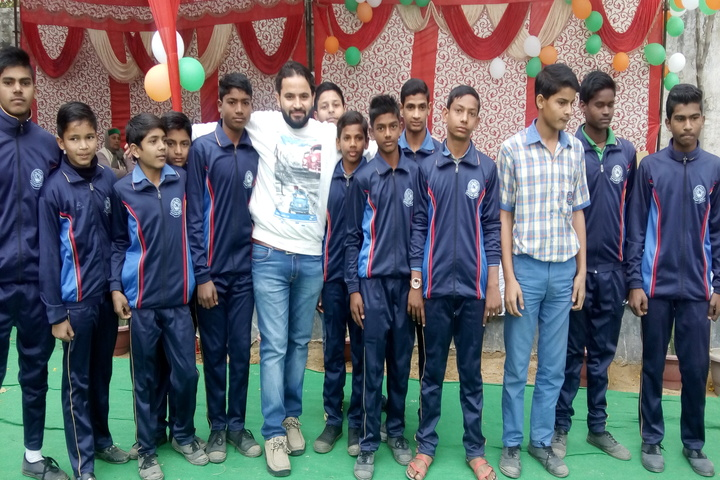 Arya Bandhu Public School-Event