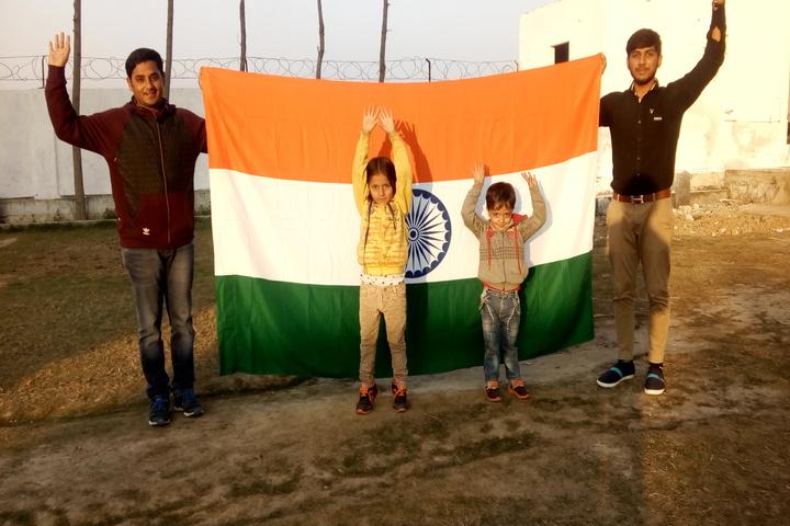 Arya Bandhu Public School-Independance Day
