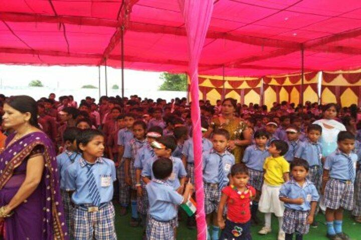 Arya Bandhu Public School-Republic Day