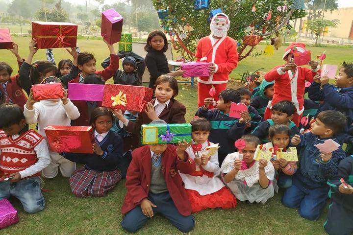 Arya Kamal Public School-Christmas Celebrations