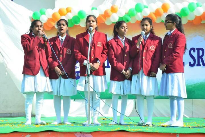 Arya Kamal Public School-Singing