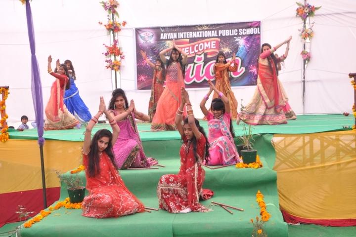 Aryan International Public School-Cultural Fest