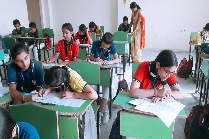 Aryan International School-Classroom