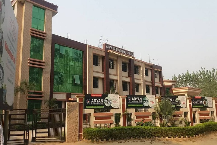 Aryan International School-School