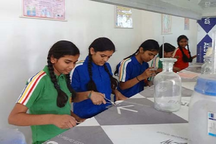 Aryan Public School-Biology Lab