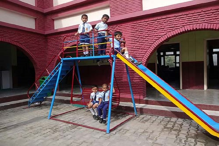 Aryan Public School-Games