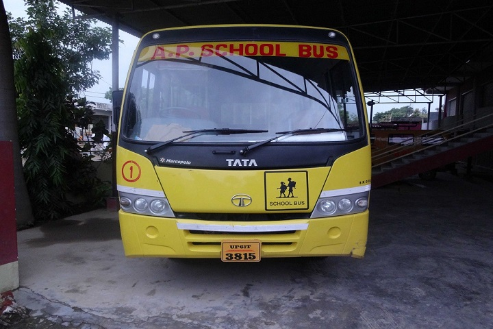 Aryan Public School-Transport