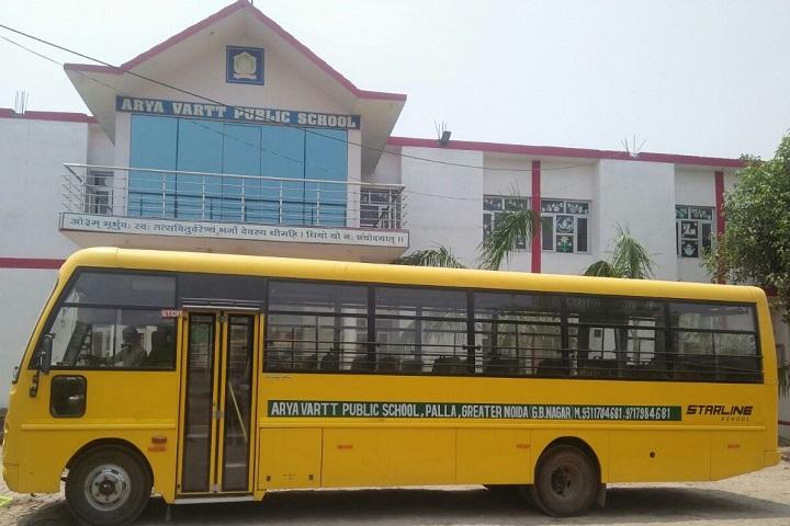 Aryavartt Public School-Transport
