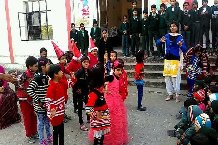Aryavrat Academy-Christmas Celebration