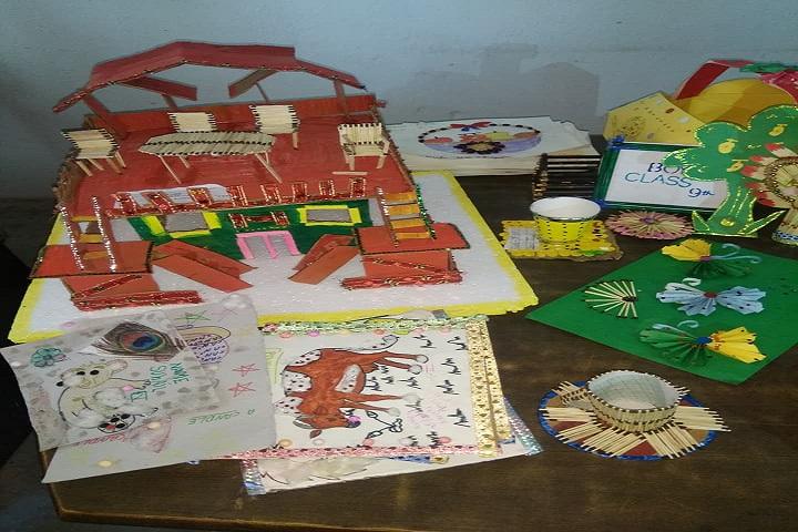 Aryavrat Academy-Exhibition