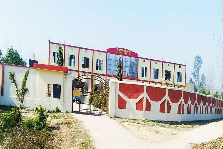 Aryavrat Academy-School View