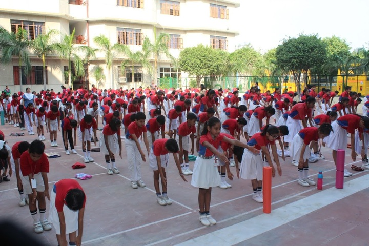Ascent International School-Fit India Movement