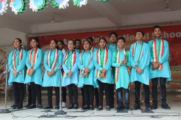 Ascent International School-Independence Day