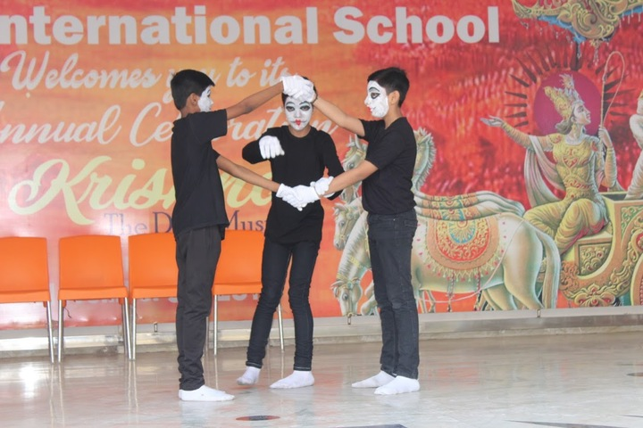 Ascent International School-Mime