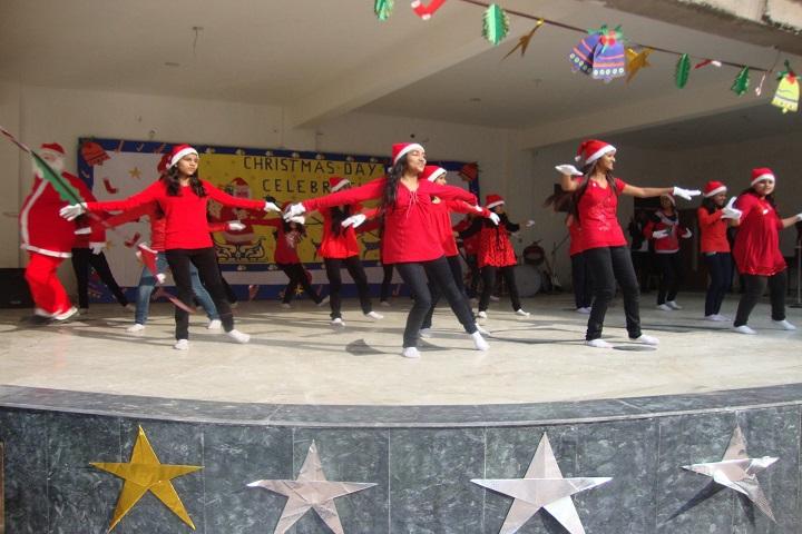 Ascent International School-Christmas Celebrations