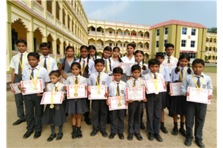 Ascent Public School-Felicitation