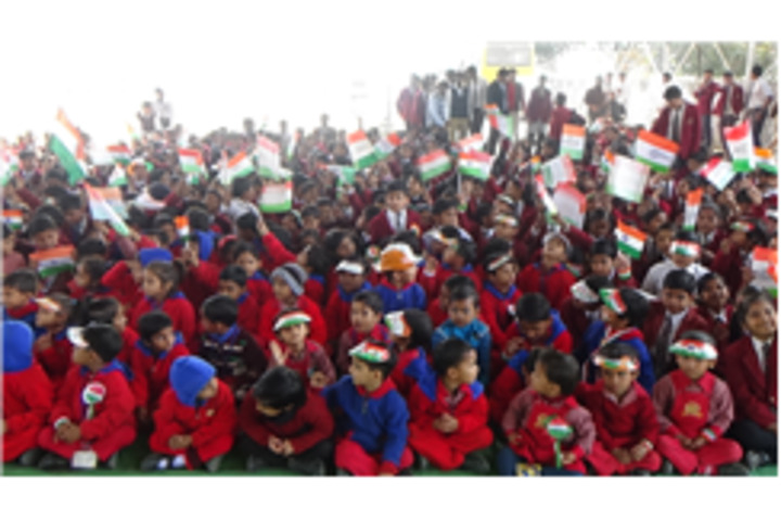 Ascent Public School-Independence Day Celebrations
