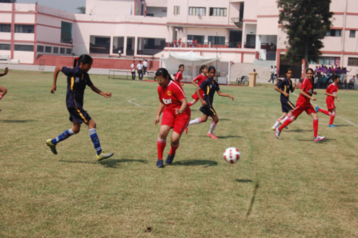 Asha Modern International School-Sports
