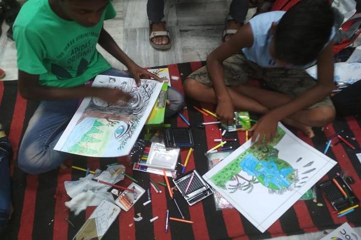 Asha Modern School-Activity