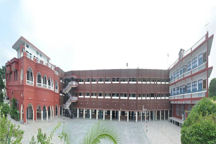Asha Modern School-Campusview