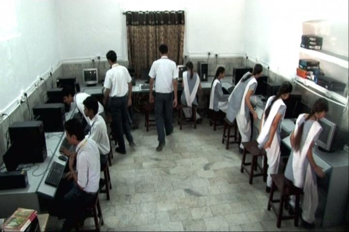 Asha Modern School-Computer Lab