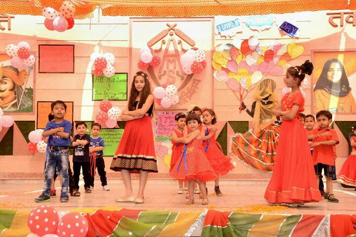 Asha Modern School-Events