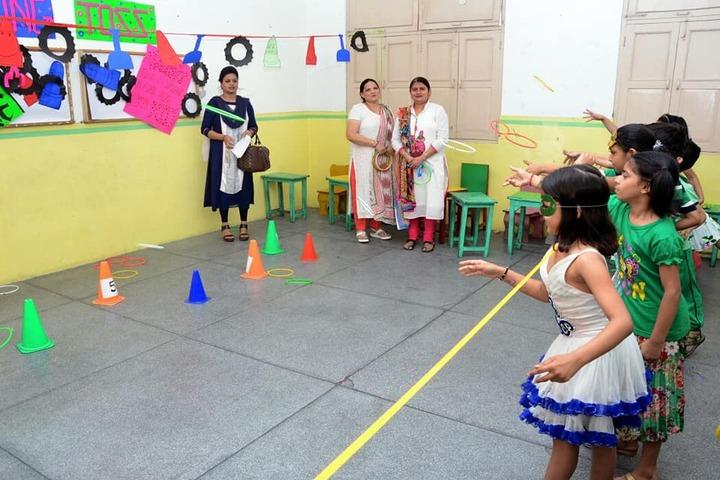 Asha Modern School-Games