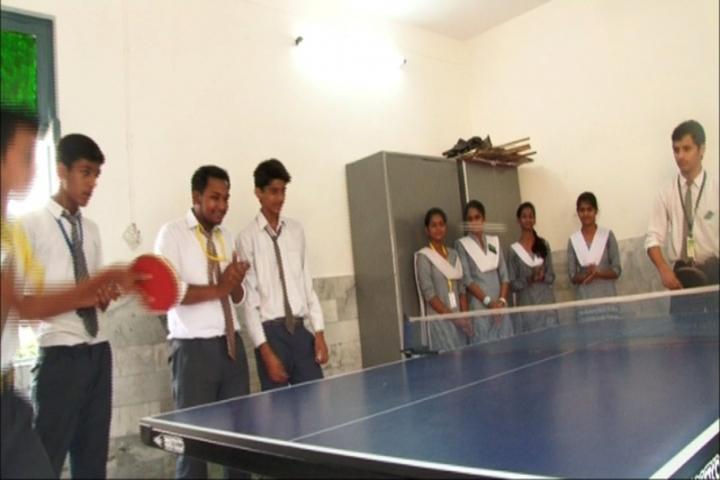 Asha Modern School-Indoor Games