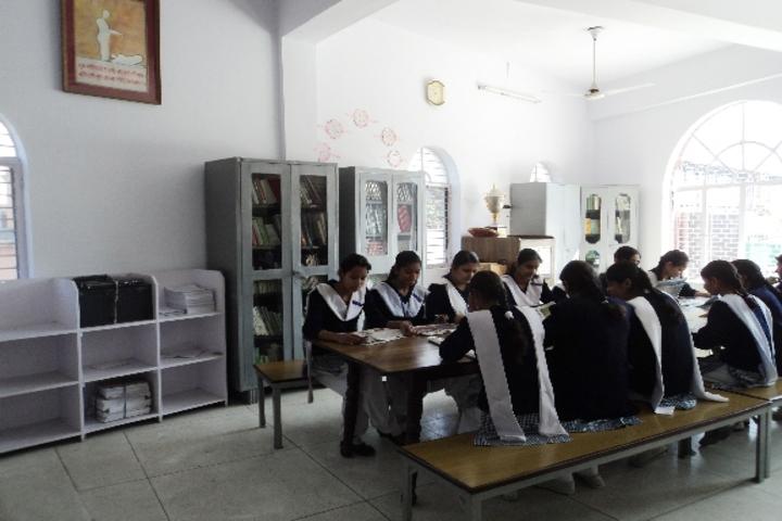 Asha Modern School-Library