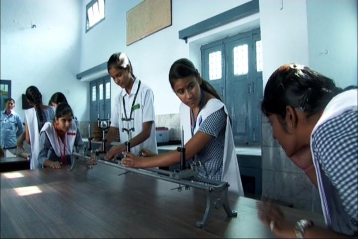 Asha Modern School-Physics Lab