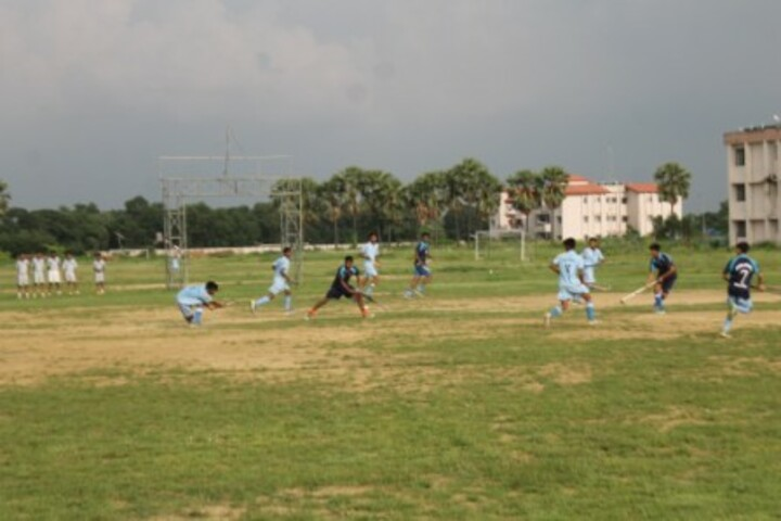 Sainik School-Hockey